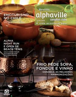 Revista Alphaville Campinas