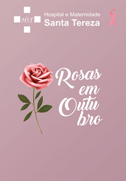 Revista Outubro Rosa do HMST